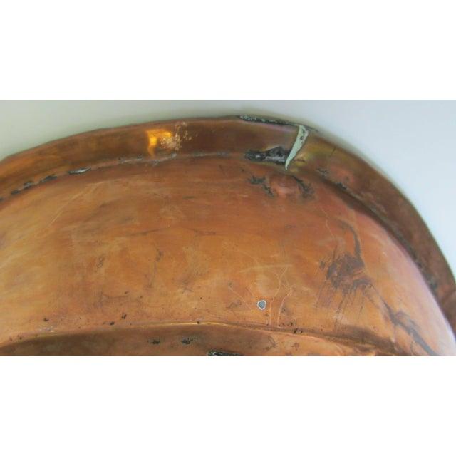Antique Copper Egg Poacher - Image 4 of 7
