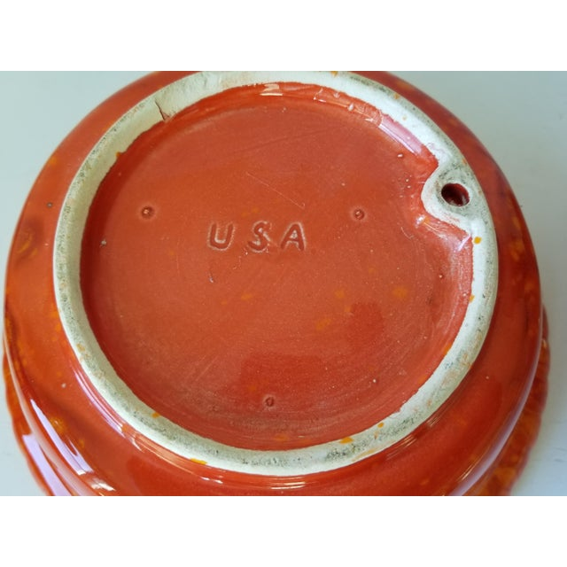 Mid-Century Modern California Pottery Casserole Dish For Sale - Image 11 of 12