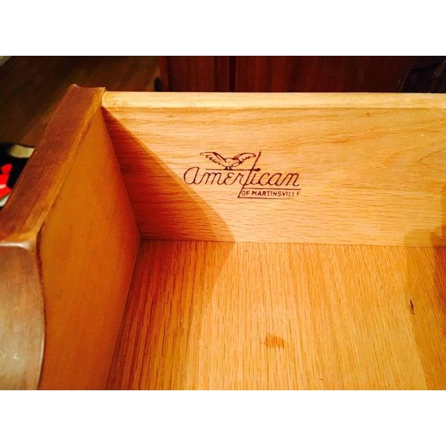 American of Martinsville Highboy Dresser - Image 3 of 6