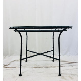 Vintage Faux Bamboo Style Table Preview
