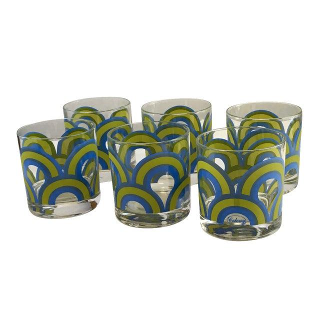 Vintage Colony Juice Glasses - Set of 6 - Image 1 of 5