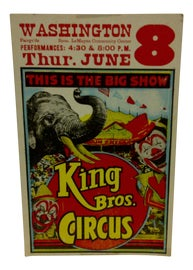 Image of Circus Posters