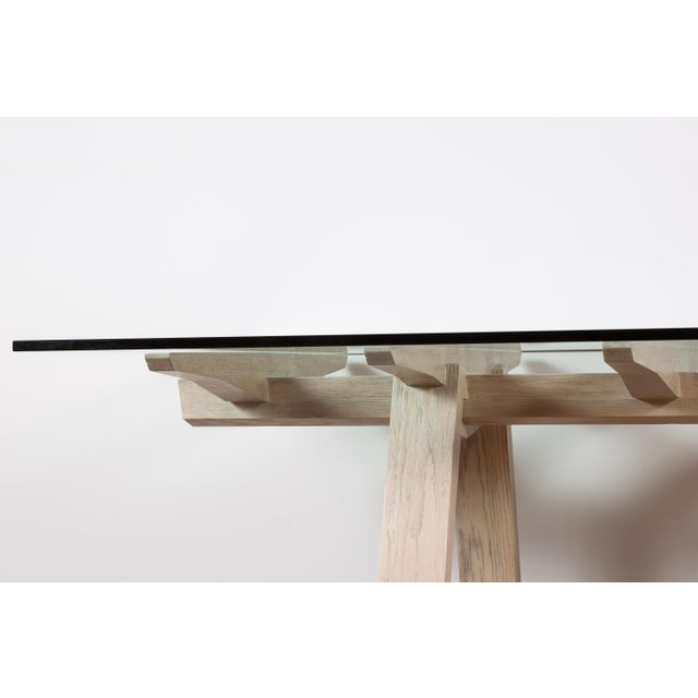 Paul Marra Vertebrae Dining Table For Sale - Image 9 of 11