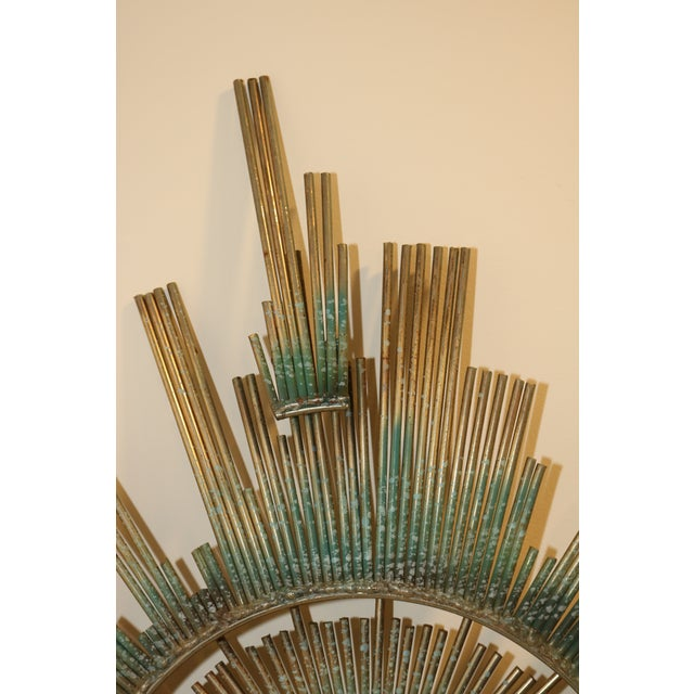 1980s 1980s Curtis Jere Retro Modern Abstract Wall Sculpture For Sale - Image 5 of 13