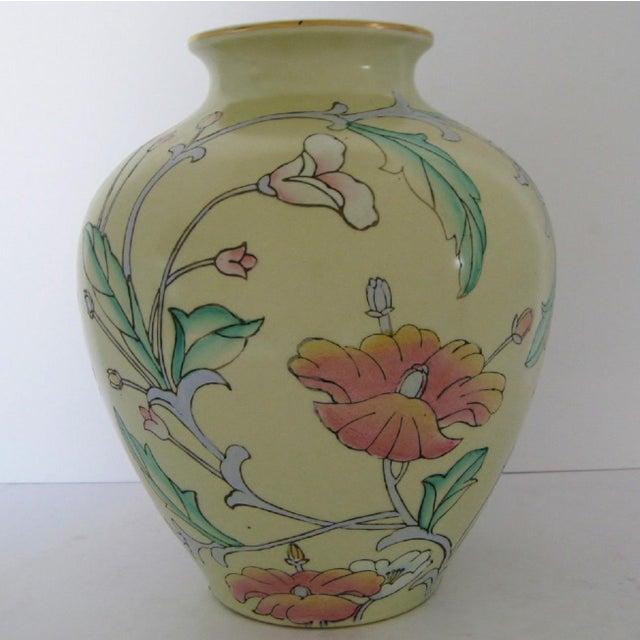 Ceramic Ginger Jar Vase - Image 2 of 6