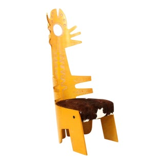 Terence Main Chair Sculpture