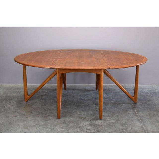 On Hold - Niels Koefoed / Kurt Østervig Danish Teak Dining Table - Image 2 of 11