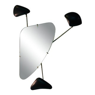 Georges Jouve Mirror For Sale