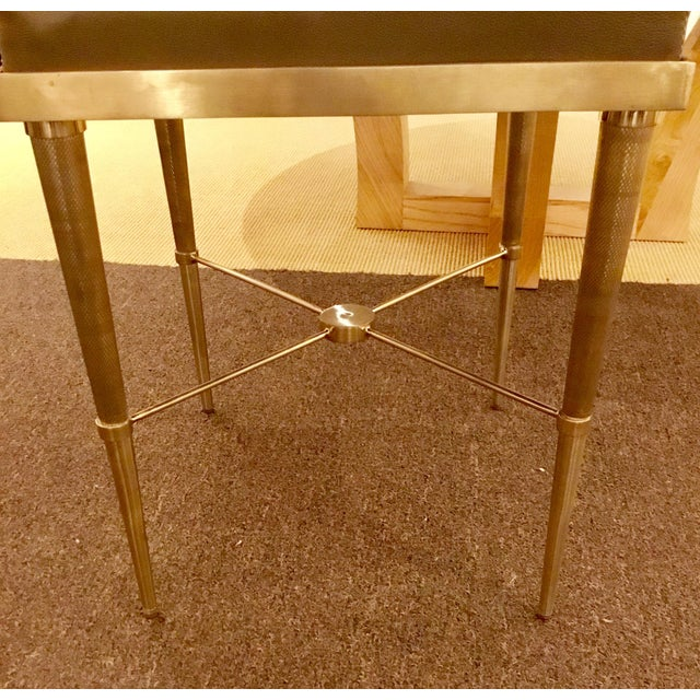 Caracole Haute Seat Stool - A Pair - Image 3 of 6
