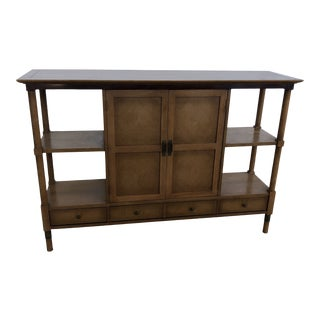 1950s Mid-Century Modern American of Martinsville Buffet/Console/Bar Table For Sale