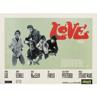Love Story 2006 British Quad Film Poster For Sale
