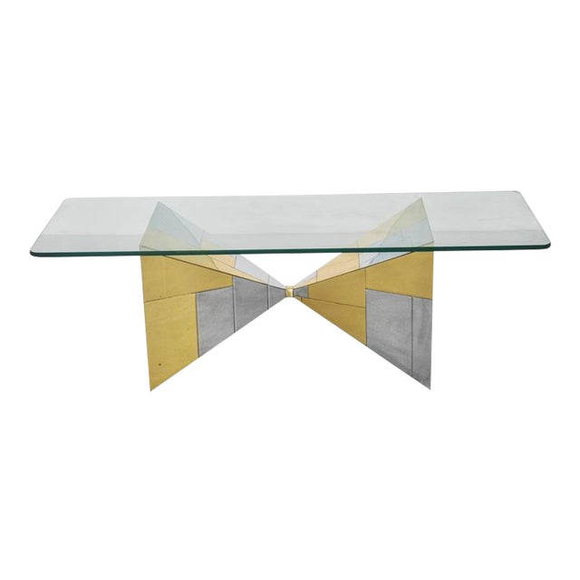 Paul Evans Cityscape Coffee Table - Image 1 of 8