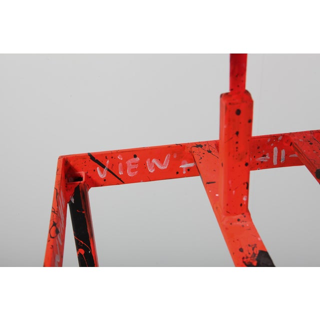 """Art Sculpture Mixed-Media """"Bidonville View"""" by Arne Quinze For Sale - Image 9 of 10"""
