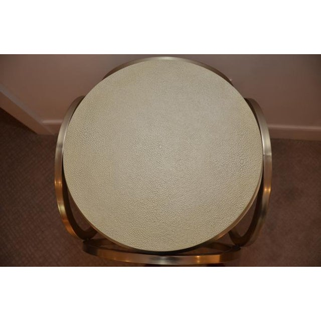 Contemporary Bernhardt Salon Accent Table For Sale - Image 3 of 5