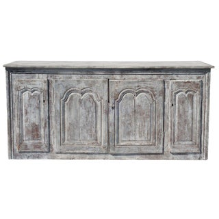 White Painted Enfilade For Sale
