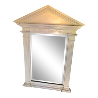 Palladian Style La Barge Mirror For Sale