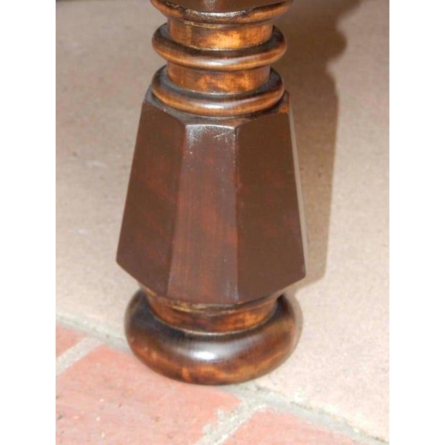 Brown Swedish Art Deco Inlaid Rosewood Storage For Sale - Image 8 of 9