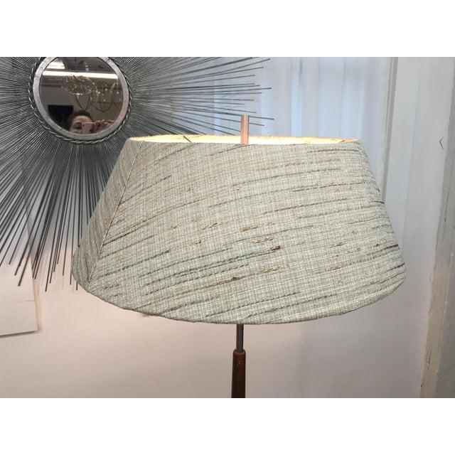 Lightolier Mid Century Modern Gerald Thurston Floor Lamp For Sale - Image 4 of 12