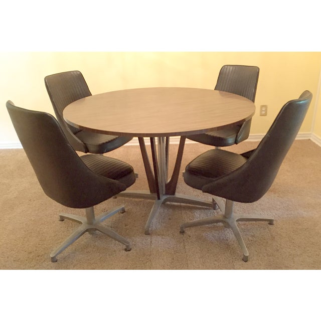 Vintage Chromcraft Mid Century Dining Set - Image 3 of 8