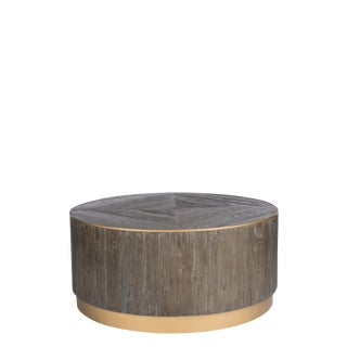 Carlyn Wood Coffee Table