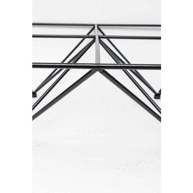 Minimalist Geometric Paolo Piva Alanda Coffee Table - Image 5 of 10