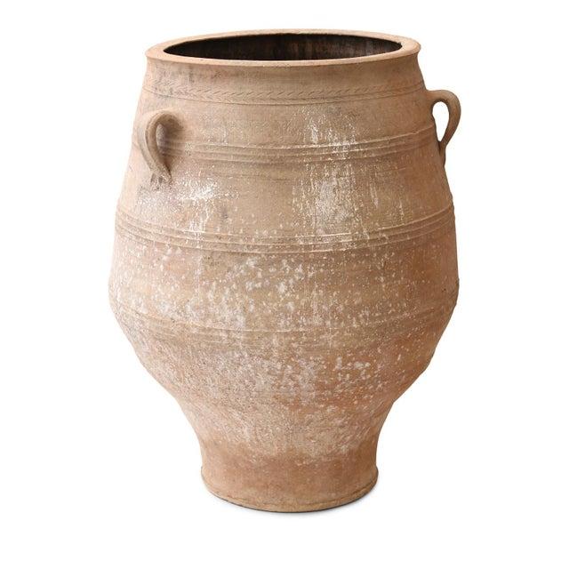 Antique Greek Olive Jar For Sale In Houston - Image 6 of 12