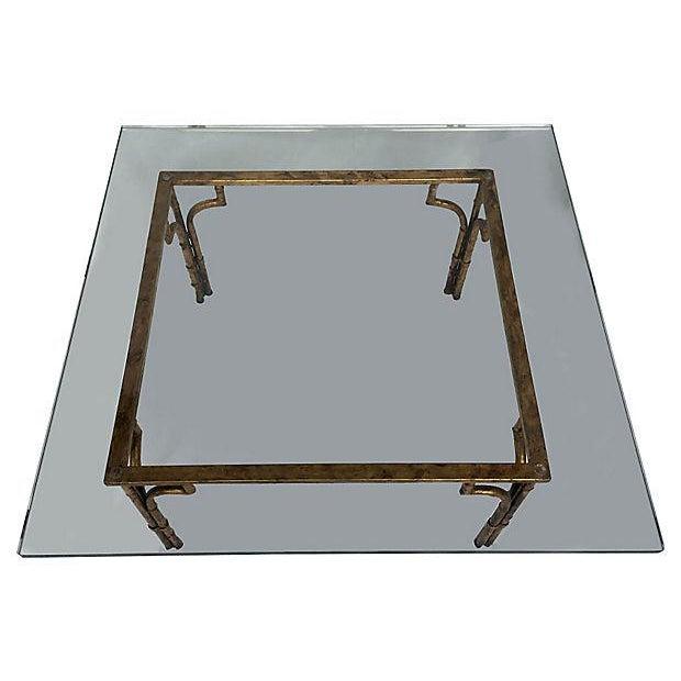 Gilt & Glass Coffee Table - Image 3 of 5