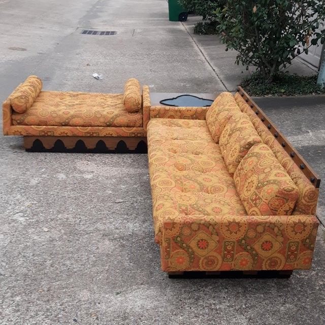 Vintage Adrian Pearsall and Craft & Associates Sectional For Sale - Image 13 of 13