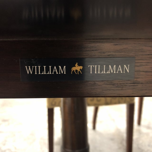 William Tillman Dining Set - Set of 9 For Sale - Image 9 of 11