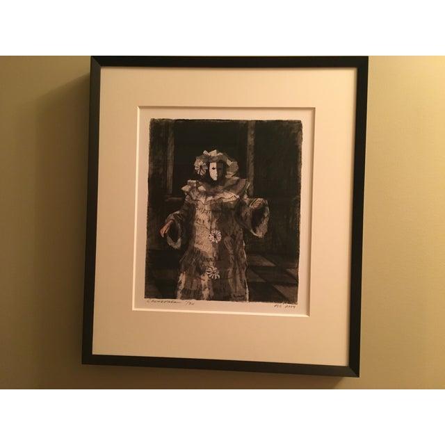 """""""Carnevale"""" Iris Print - Image 2 of 3"""