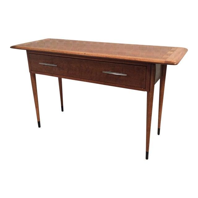 Lane Acclaim Series Coffee Table: Lane Acclaim Mid-Century Modern Style Console Table