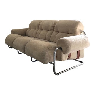 "Mid Century Modern ""Tucroma"" Sofa Designed by Guido Faleschini for I4 Mariani For Sale"
