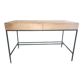 West Elm Industrial Storage Desk