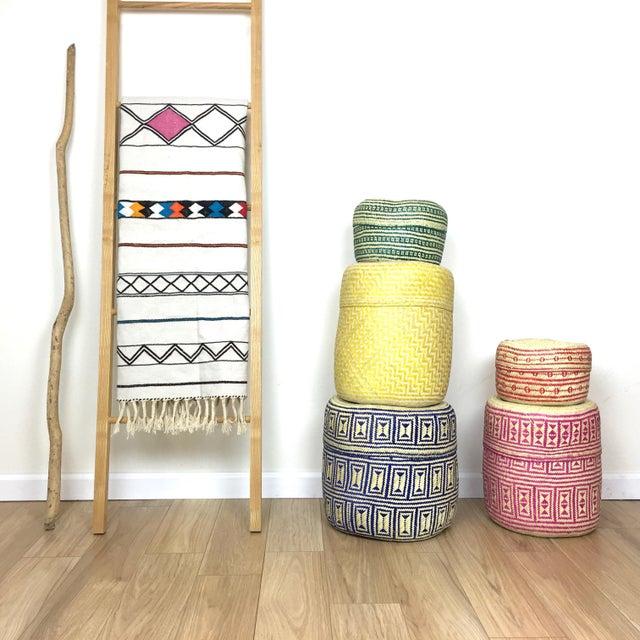 Oaxacan Palm Basket - Image 4 of 5