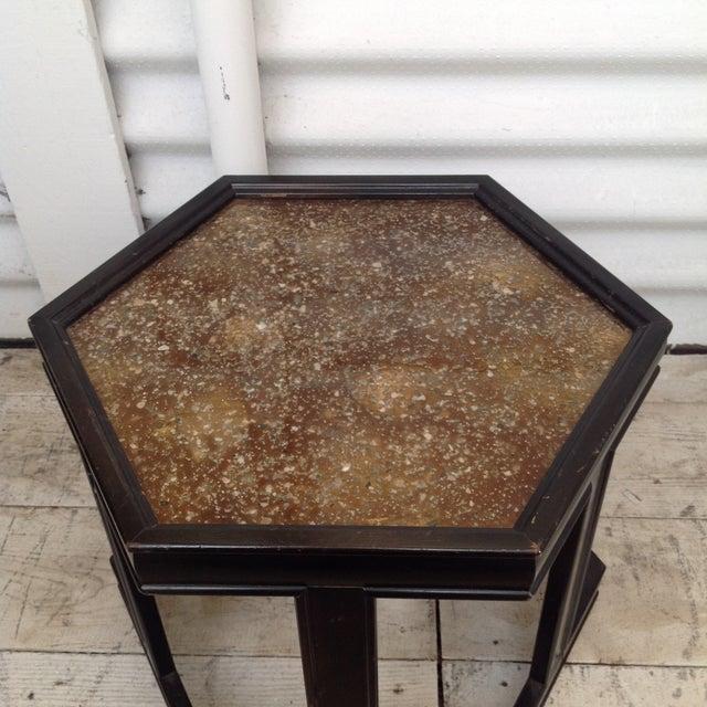 John Keal Black Salt Table - Image 6 of 7