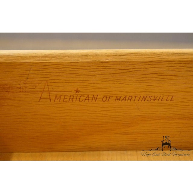 Wood 20th Century French Regency American of Martinsville End Table For Sale - Image 7 of 13