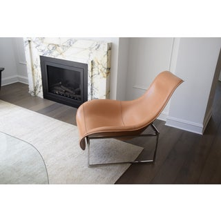 B&b Italia Leather Mart Chair Preview
