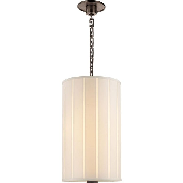 Barbara Barry Perfect Pleat 2-Light Hanging Shade For Sale