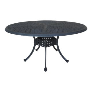 Summer Classics Provence Collection Round Dining Table