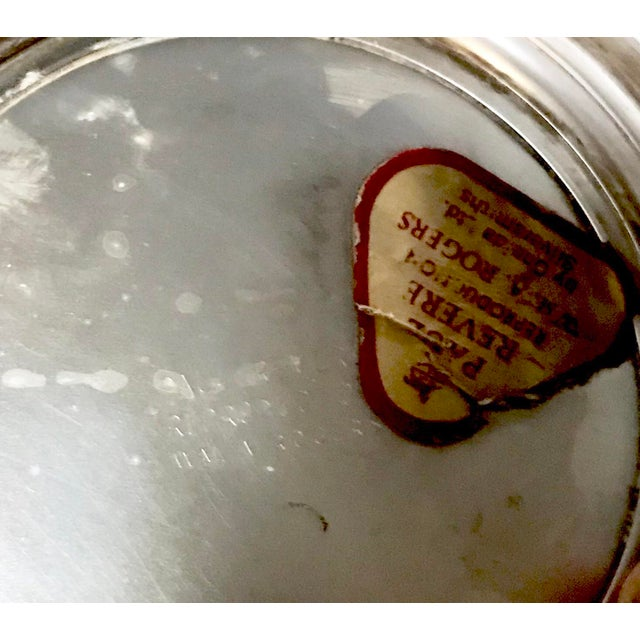 Silver Plate Paul Revere Bowls - Set of 3 - Image 7 of 10