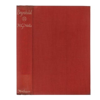 "1937 ""First Edition, Brynhild"" Collectible Book For Sale"