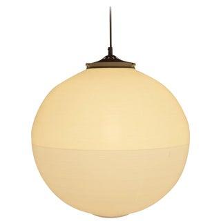 Unusual Heifetz Rotaflex Ball Form Globe For Sale