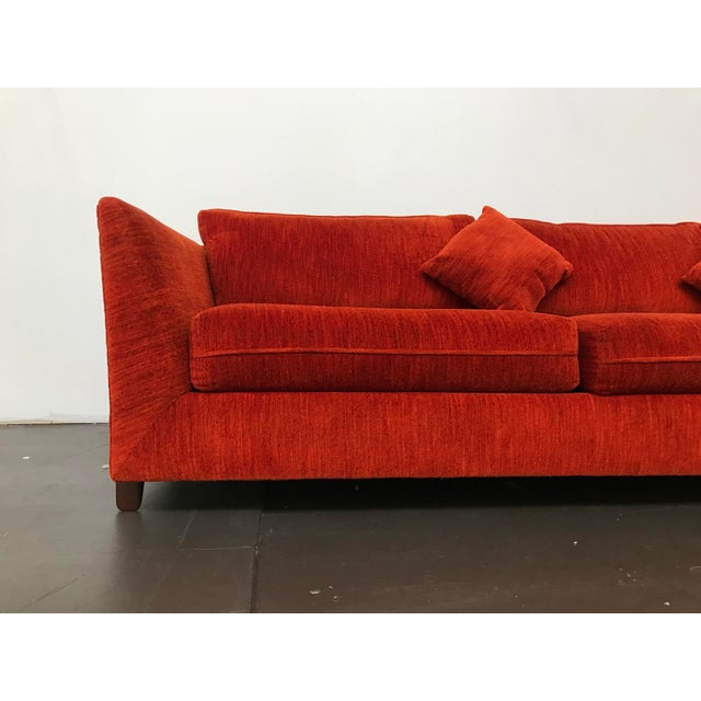 1960s Sectional Sofa by Adrian Pearsall for Craft Associates For Sale - Image 5 of 12