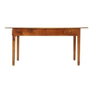French Farm or Dining Table For Sale
