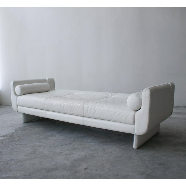 Postmodern Matinee Sofa Daybed by Vladimir Kagan for American Leather For Sale - Image 3 of 13