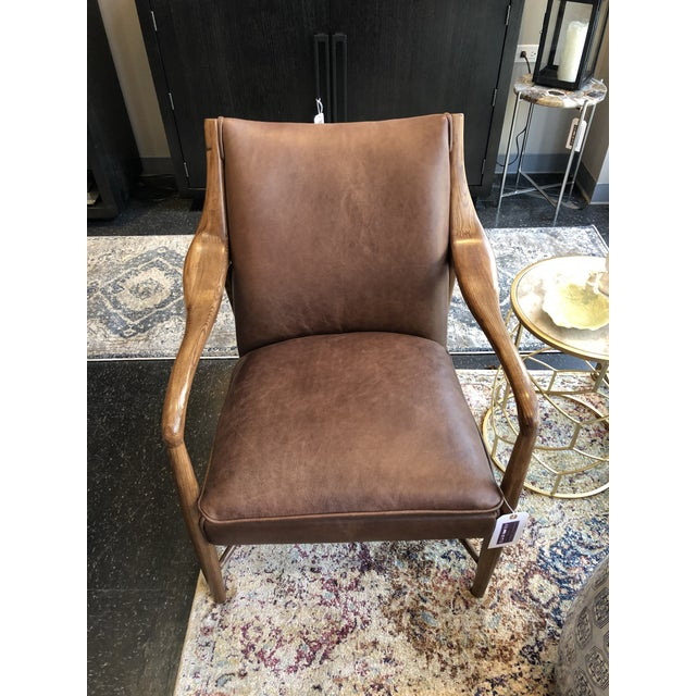 Modern Kiannah Club Chair For Sale In Los Angeles - Image 6 of 11
