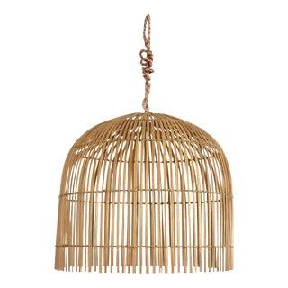 Natural Hanging Lampshade