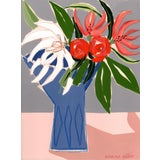 "Image of ""Spring Florals 10"" Original Painting by Marisa Añón For Sale"