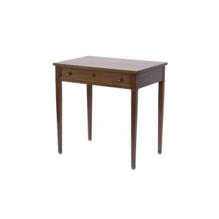 Petite Cherry Writing Desk by Kindel Furniture For Sale