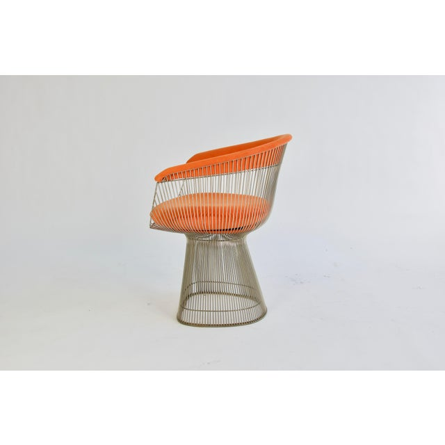 Set of Four Warren Platner Chairs For Sale In Boston - Image 6 of 11